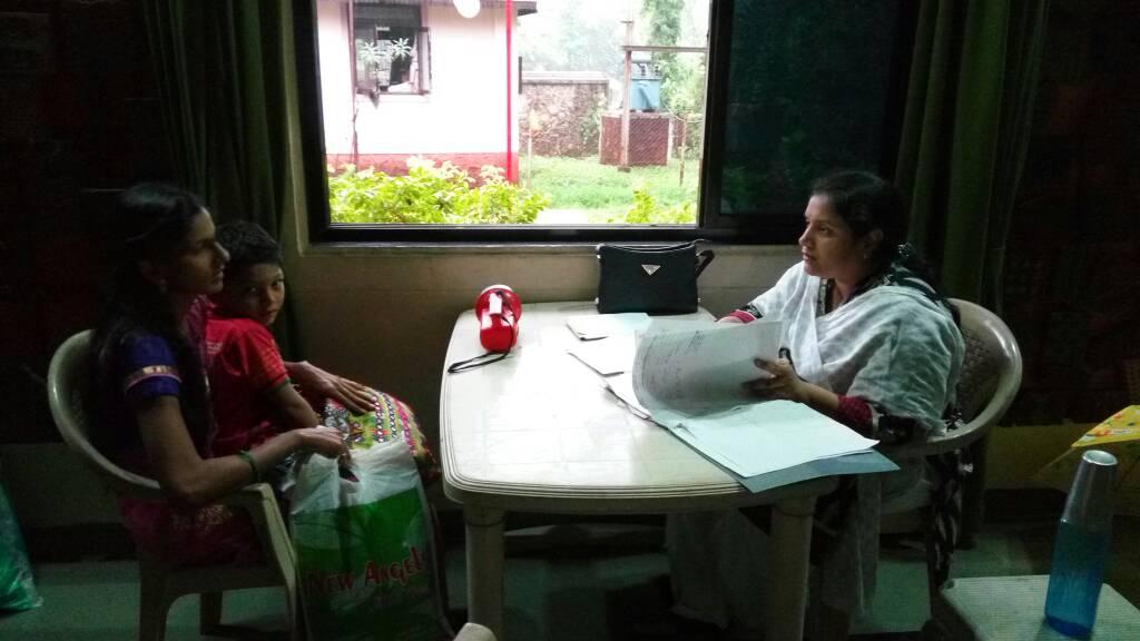 Epilepsy Awareness Program for newly Diagnosed Patients & Caregivers. @ Samman Association.   Mumbai   India