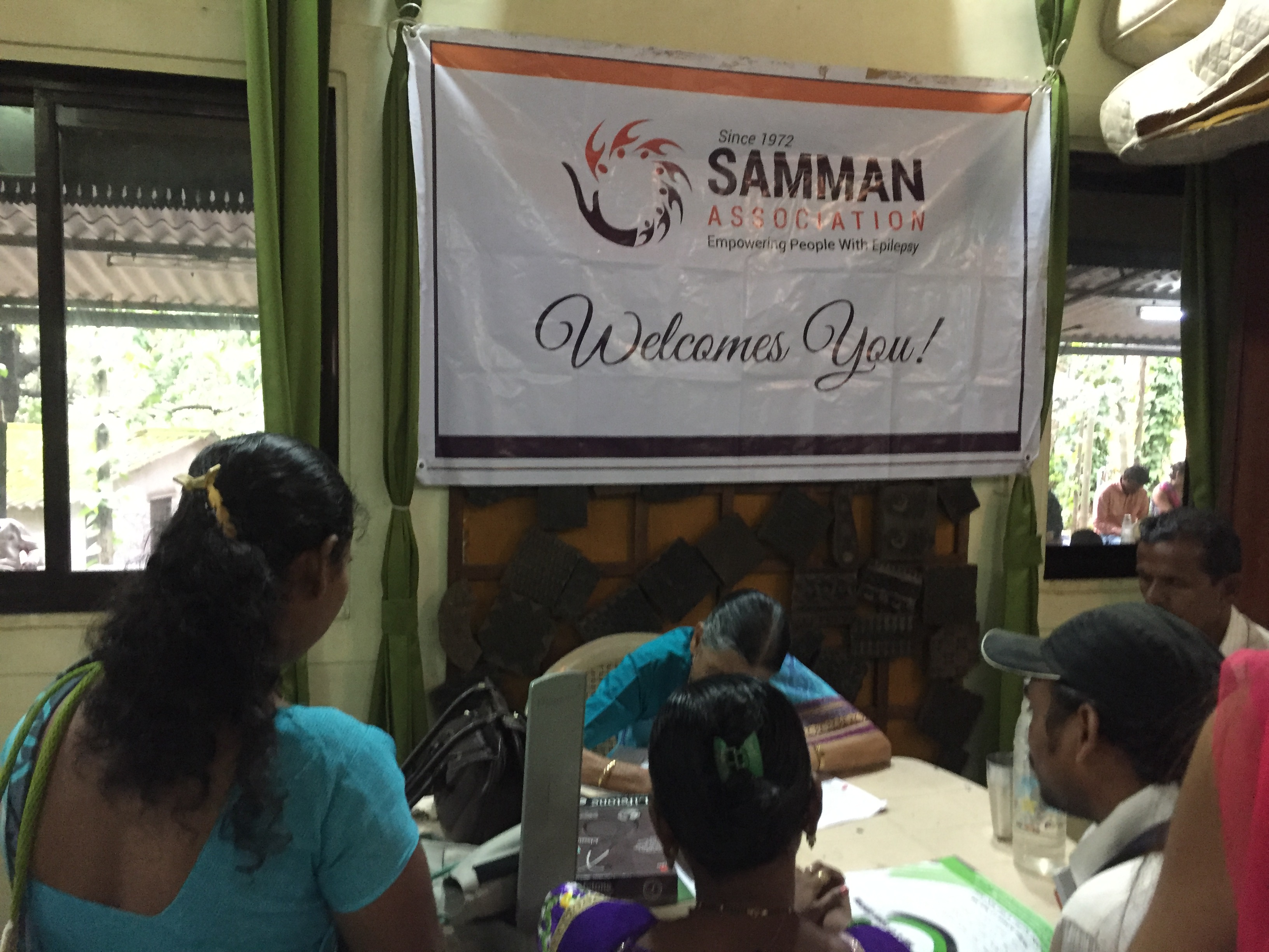 Epilepsy Awareness Program for newly Diagnosed Patients & Caregivers. @ Samman Association. | Mumbai | India
